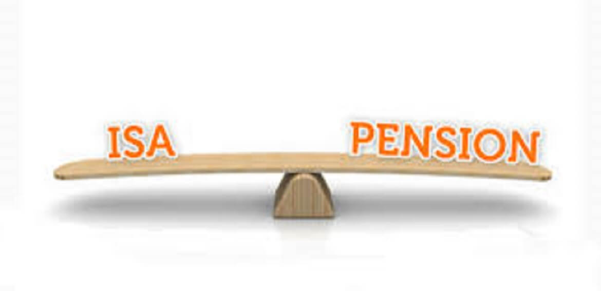 ISA or Pension